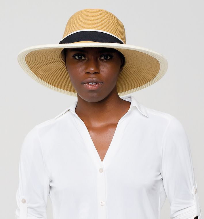 UV LINE Chapéu Ibiza Feminino Proteção Solar