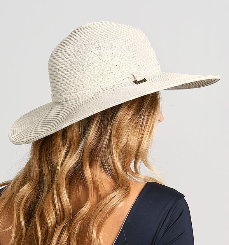 UV LINE Chapéu Jurerê Feminino Sal Marinho Proteção Solar