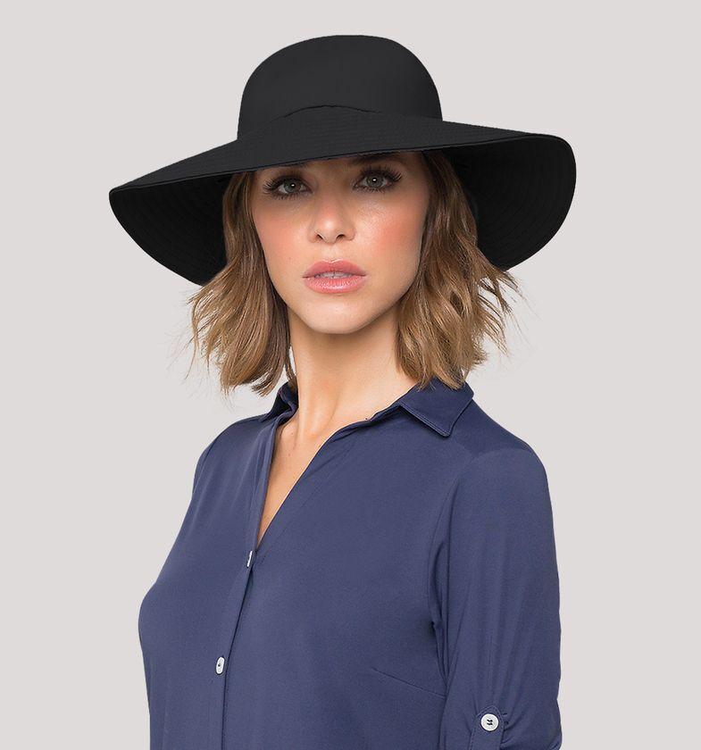 UV LINE Chapéu Lyon Feminino Proteção Solar