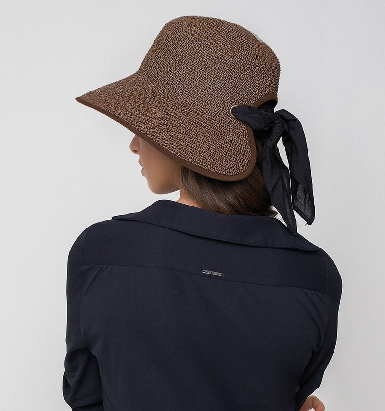 UV LINE Chapéu Santorini Feminino Proteção Solar