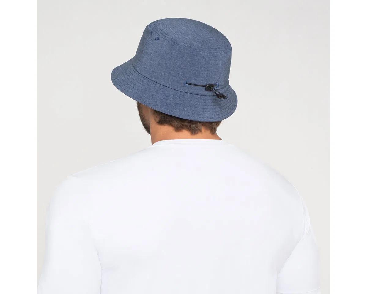 UV LINE Chapéu Toronto Colors Masculino Índigo Mescla Proteção Solar