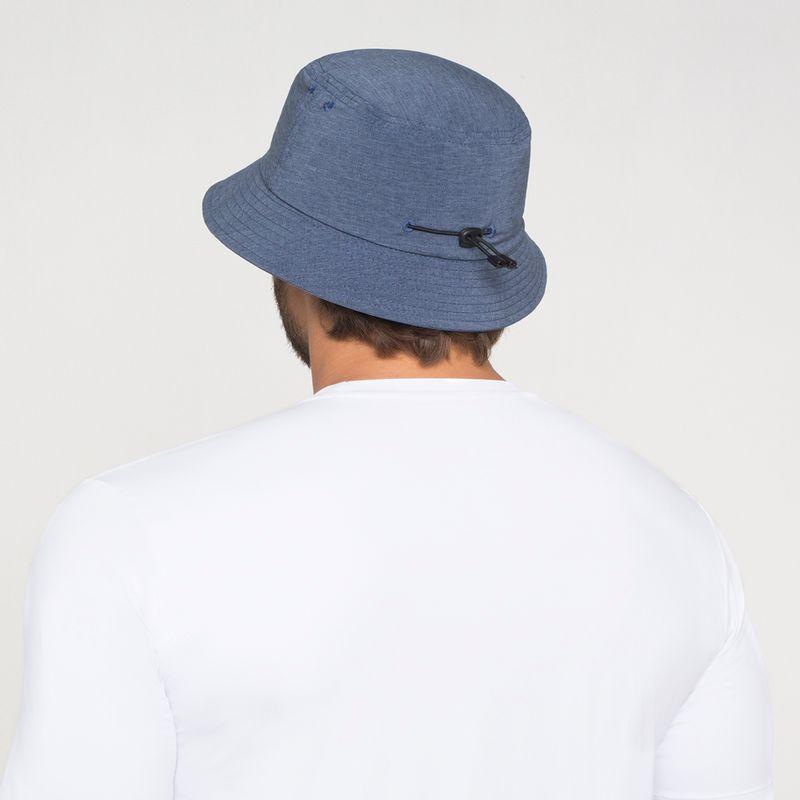 UV LINE Chapéu Toronto Colors Masculino Índigo Proteção Solar
