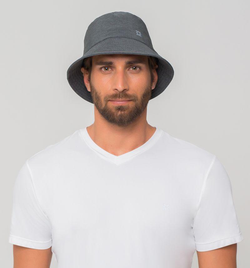 UV LINE Chapéu Toronto Colors Masculino Mescla Proteção Solar