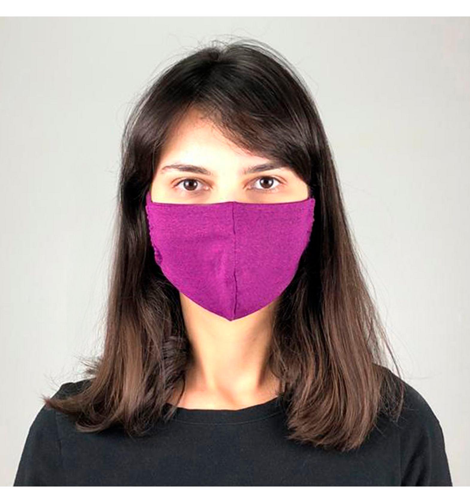 UV LINE Máscara com Ajuste de Poliamida Adulto