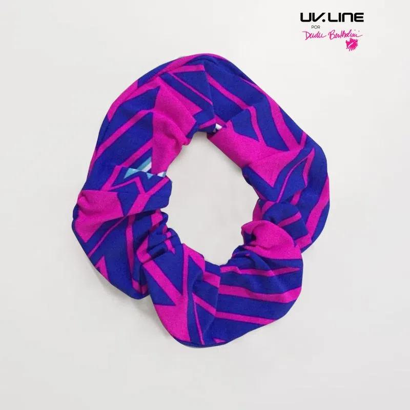 UV LINE Scrunchie Dudu Bertholini