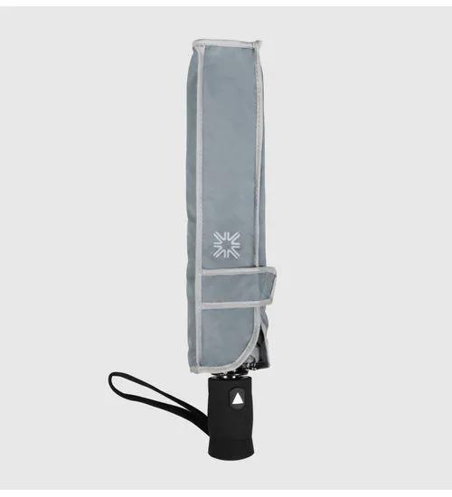 UV LINE Sombrinha Automática Black Cinza Proteção Solar