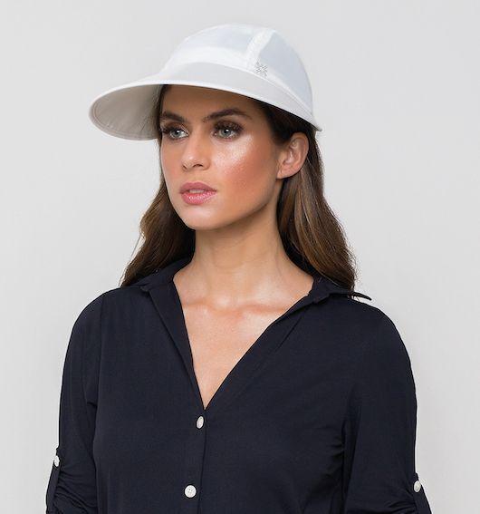 UV LINE Viseira Capri Colors Feminina Proteção Solar
