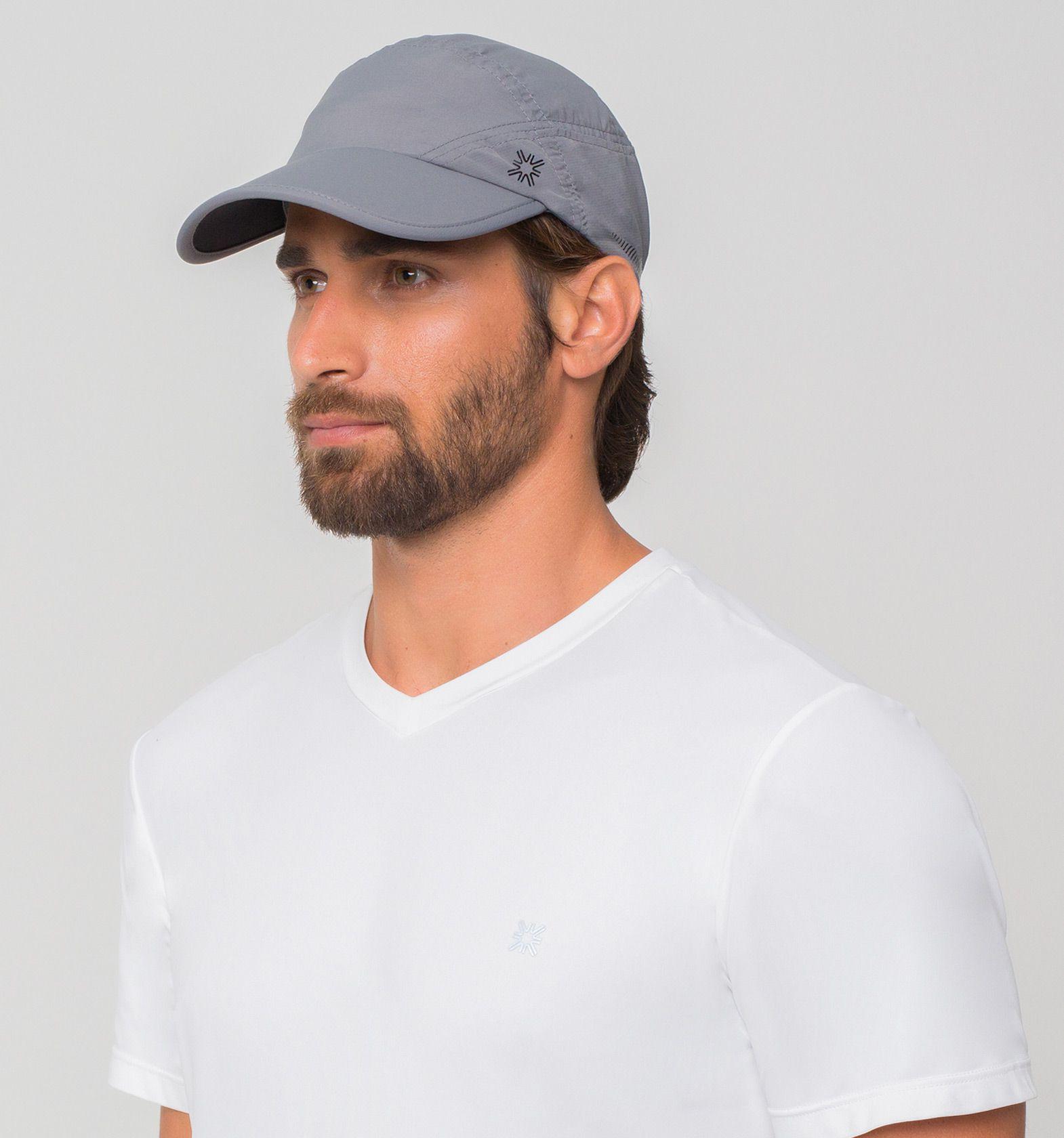 UV LINE Boné New Fit Masculino Chumbo Proteção Solar