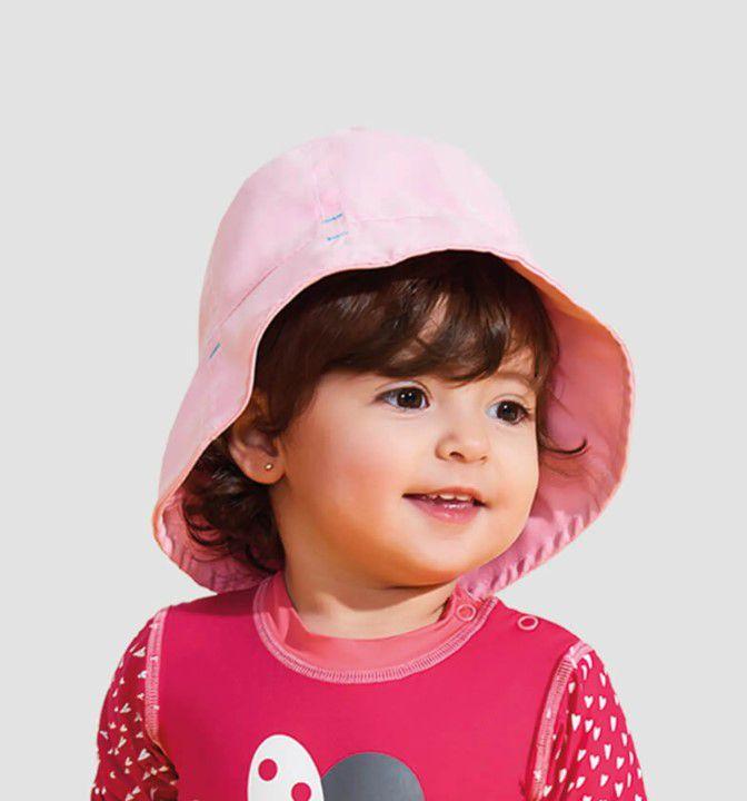 UV LINE Chapéu Napoli Basic Kids Liso Proteção Solar