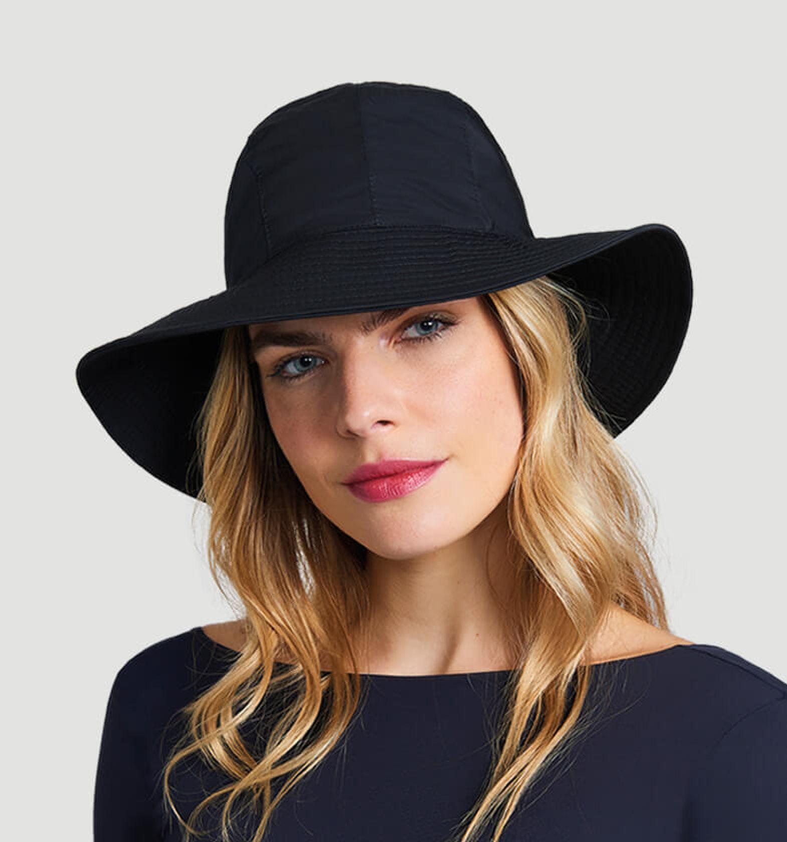 UV LINE Chapéu San Remo Feminino Proteção Solar