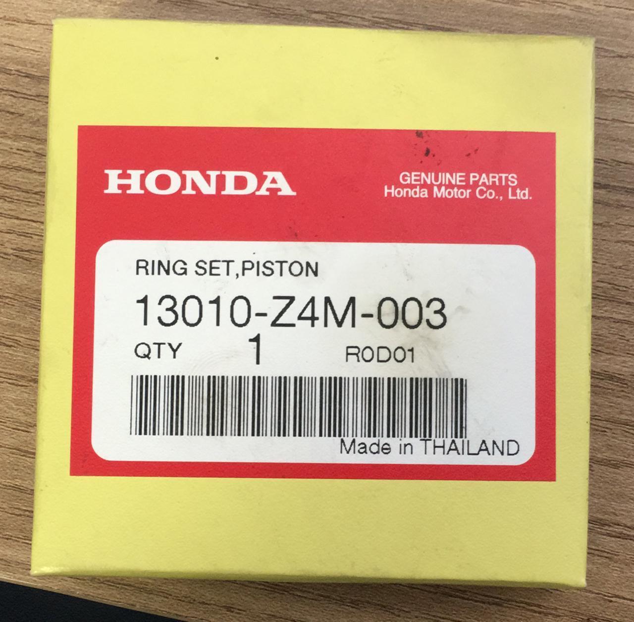 ANEL PISTAO STD HONDA - 13010Z4M003