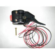 Acelerador Completo Roçadeira Shindaiwa C230 - 9207352
