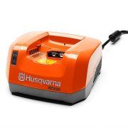 Carregador Bateria Rápido QC330 - 330W Husqvarna - 220V