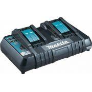 Carregador Duplo de Baterias Makita 18V 220V Mod. DC18RD