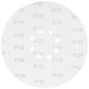 DISCO DE LIXA 225MM GRÃO 120, M/ VONDER PARA LIXADEIRA LPV 600 E 1000 - 1258225120