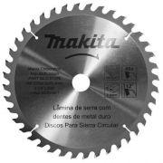 Disco de Serra Circular 40 dentes para Madeira 235x25,4mm Makita - D51378