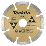 Disco Diamantado Makita para Concreto 105mm - D42531