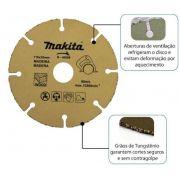 Disco Makita para Madeira 110mm - B40668