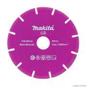 Disco Makita para multi-materiais 110mm - D44426