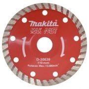 Disco Makita para pedra natural 110mm - D30639