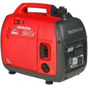 Gerador Inverter Honda EU20I 220V 2kva Portátil Silencioso