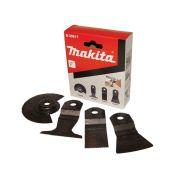 Kit de Acessórios para Assoalho Multiferramenta Makita - B30617
