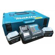 Kit MKP1SM122 2 Baterias 12V 4.0AH Carregador Baterias - 1976349