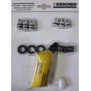 Kit Reparo Básico Lavadora Linha Doméstica Bomba Alumínio K330 K235 - 93020020