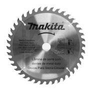 lamina de serra com dente de metal duro 235mm 25.4 mm d 51378 makita