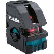 Nível laser cruz 60m 4 Pontos Makita SK103PZ