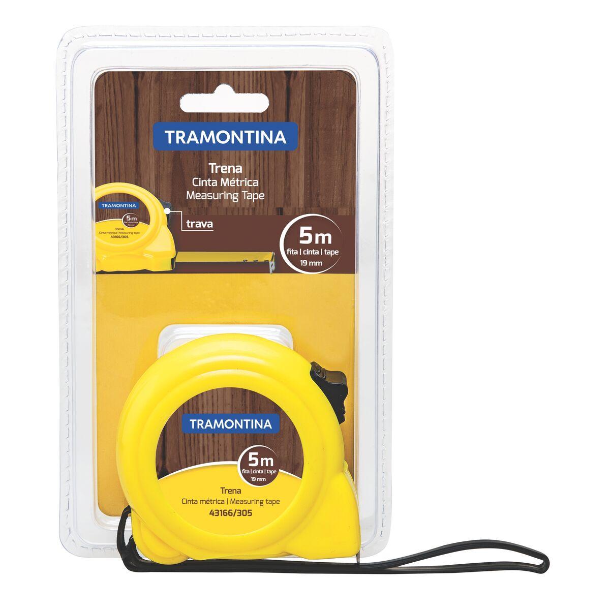 TRENA TRAMONTINA COM FITA DE AÇO 5 M - 43166305