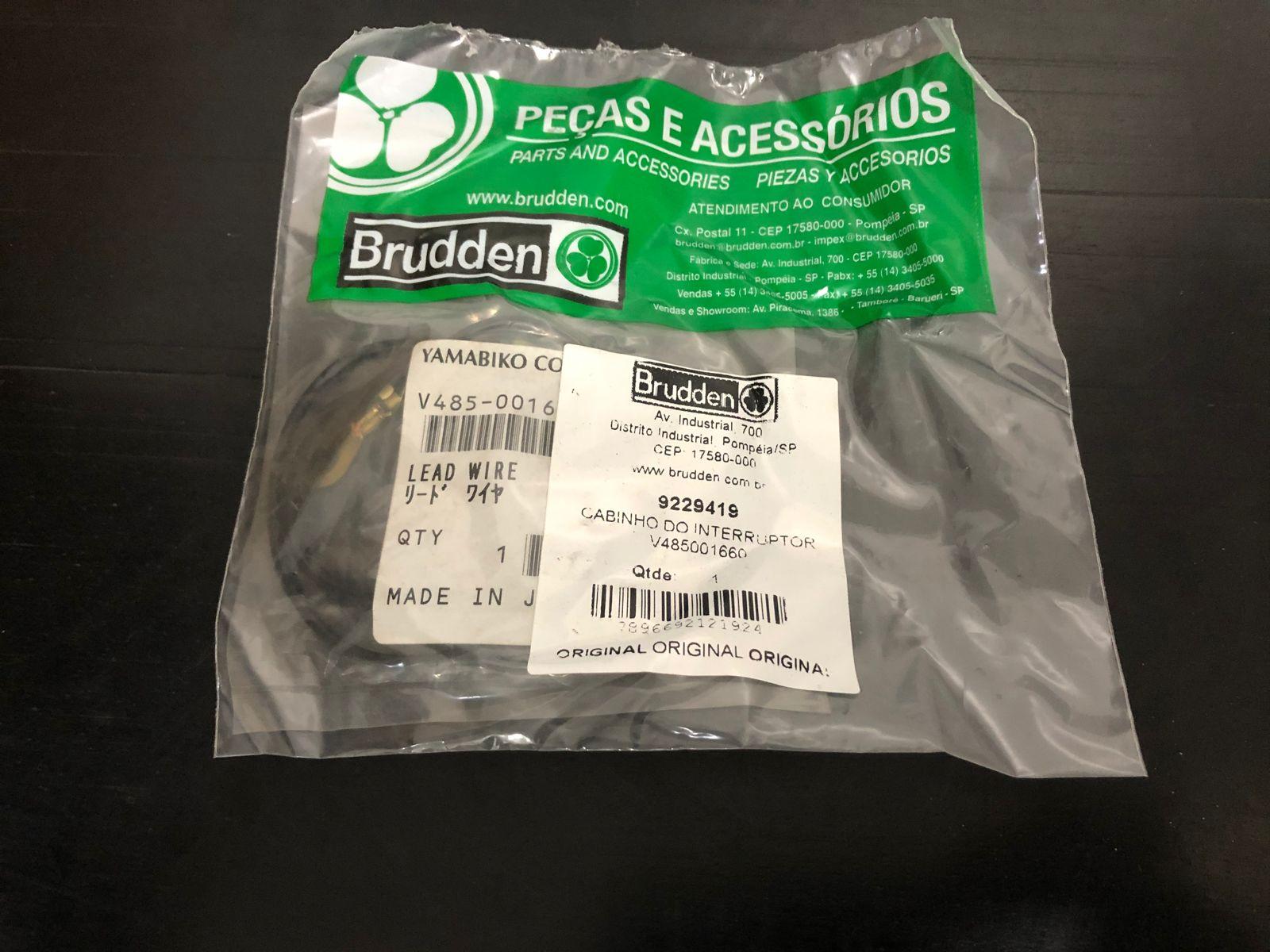 CABINHO DO INTERRUPTOR C350 BRUDDEN - 9229419