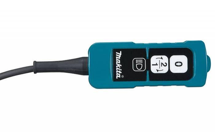 Aspirador de Po A bateria 36V Makita DVC260ZX S/ bateria e Carregador