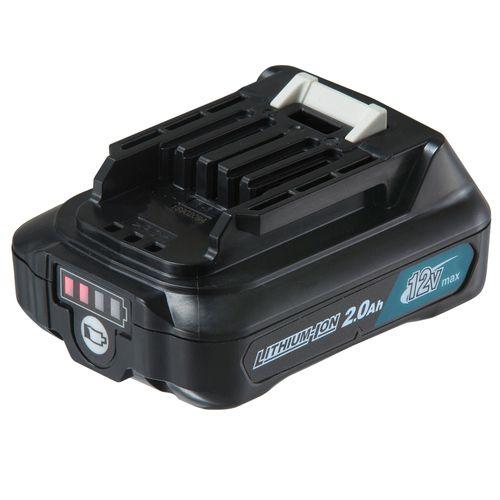 Bateria Recarregavel De Lítio 12VMax BL1021B 2.0AH Makita