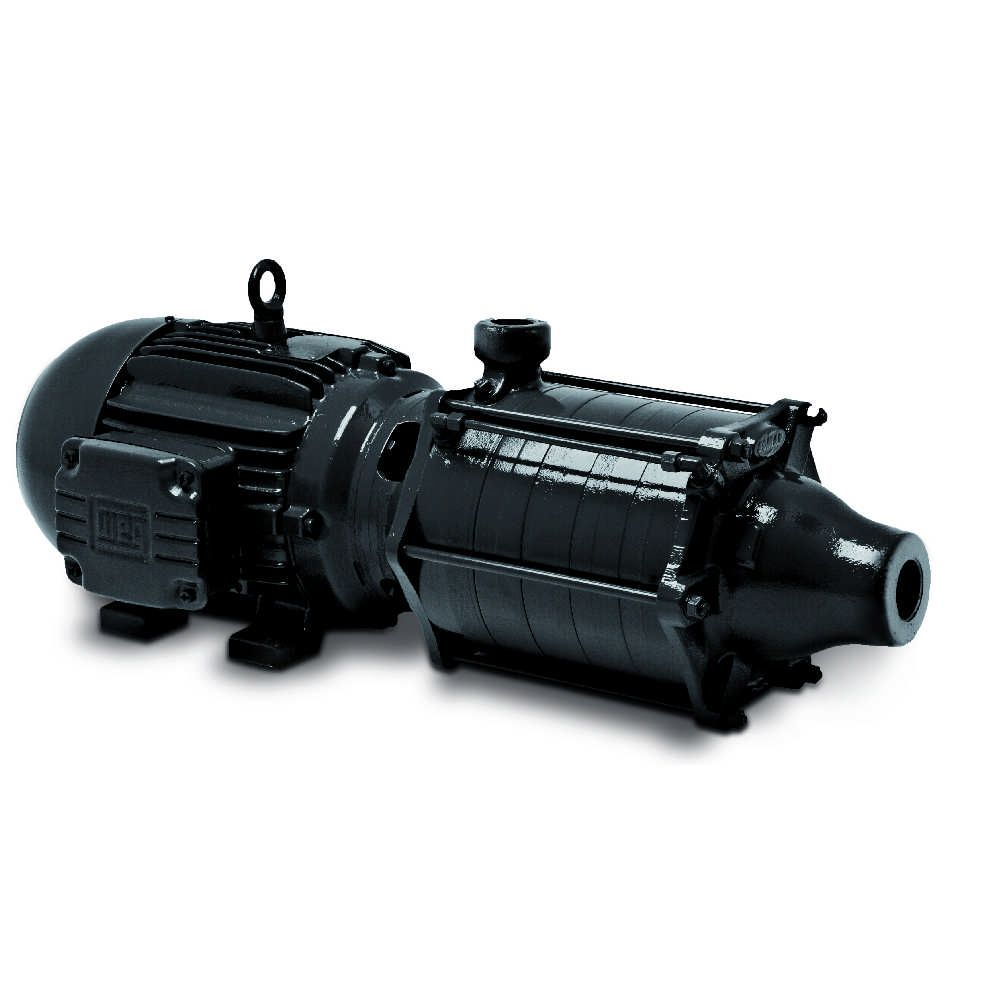 Bomba D'água Multiestágio SM1-420 - 2CV - 220/380V Somar - Cor Preta