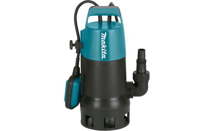 """Bomba submersa 1.100 watts para """"ÁGUA Suja""""  PF1010 Makita 220V"""