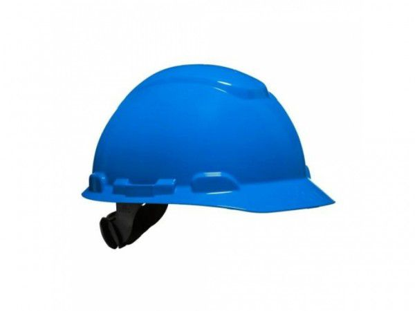 Capacete de Segurança Simples Azul Claro 3M CA: 29.638 - HB004232409