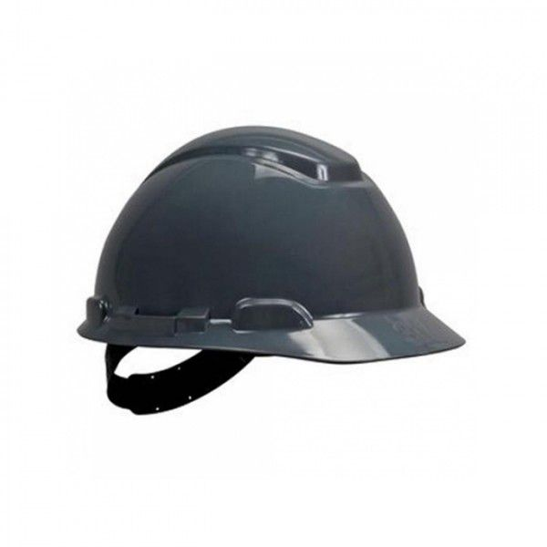 Capacete de Segurança Simples Cinza 3M CA: 29.638 - HB004232425