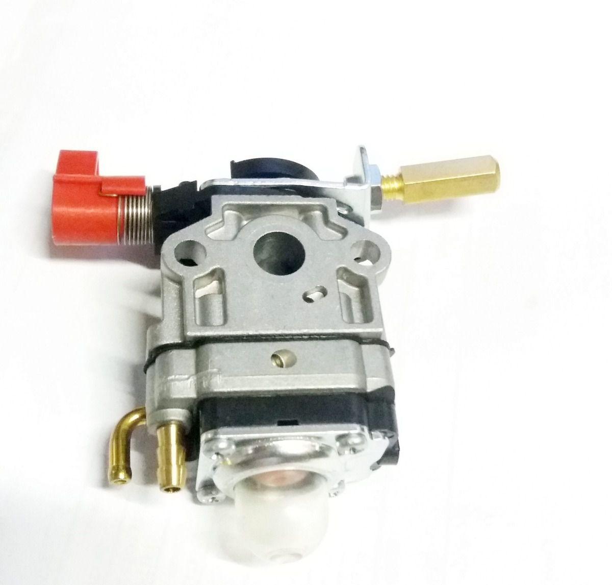 Carburador Completo Roçadeira RBC2500 Makita