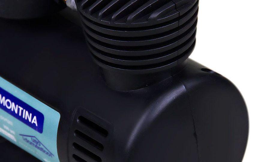 Compressor De Ar Portatil Para Carros 50W 12V