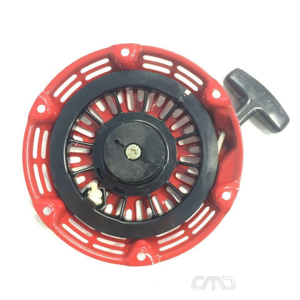 Conjunto Retrátil Completo Motor Estacionário Branco B4T 5.5 / 6.5 - 90303060