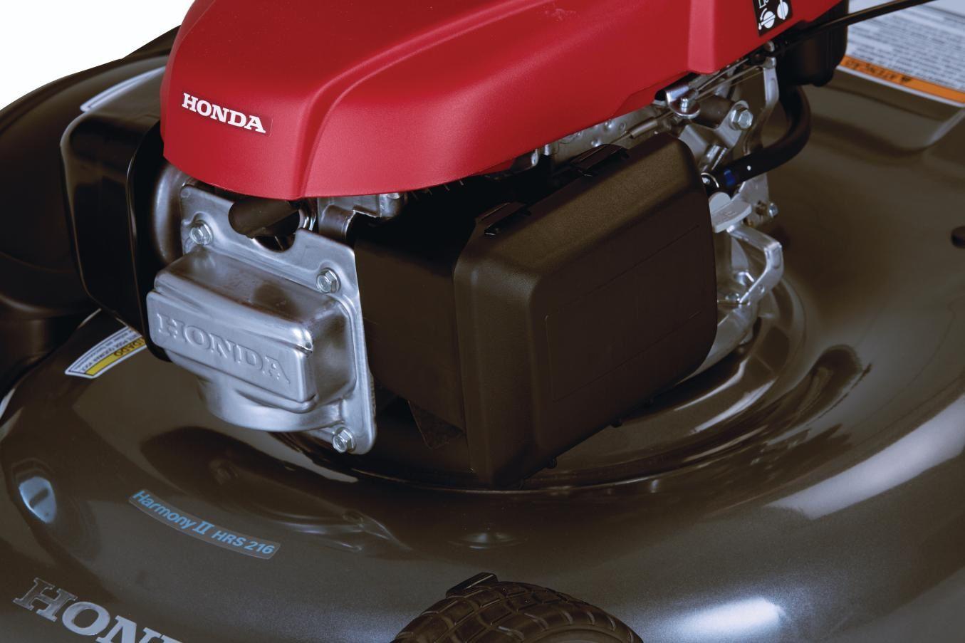 Cortador de Grama Honda HRS216PKAA 160CC 4,4CV 4 TEMPOS