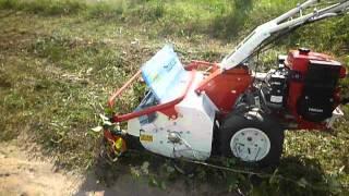 Cortador Triturador de Relva a Gasolina Makita PG6550H 4T