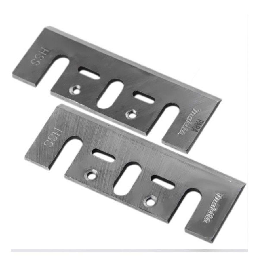 Facas Para Plainas Cuchillas Para os Modelos 1100 e 1900B Makita - PB82