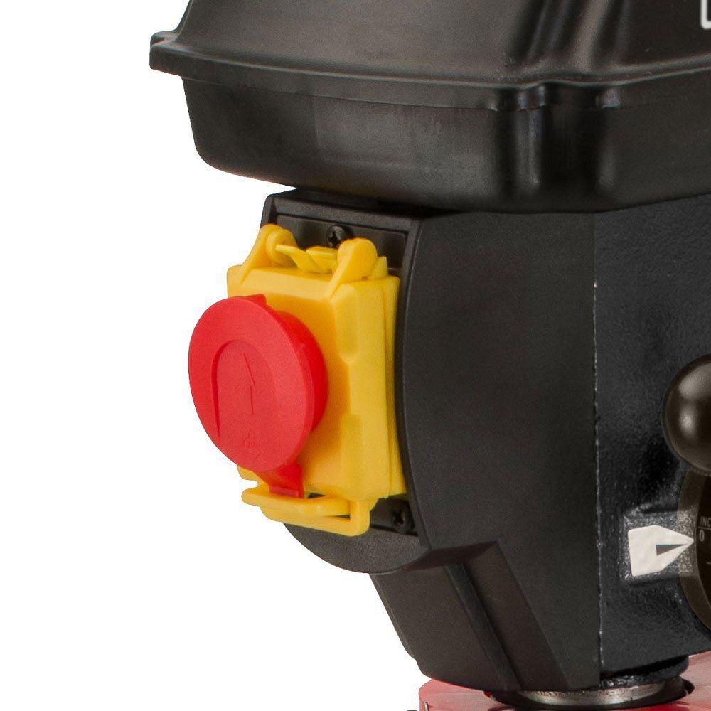 Furadeira de Bancada de 16mm 5/8 Pol 1/2HP 12 Velocidades - SOMAR-FB-16