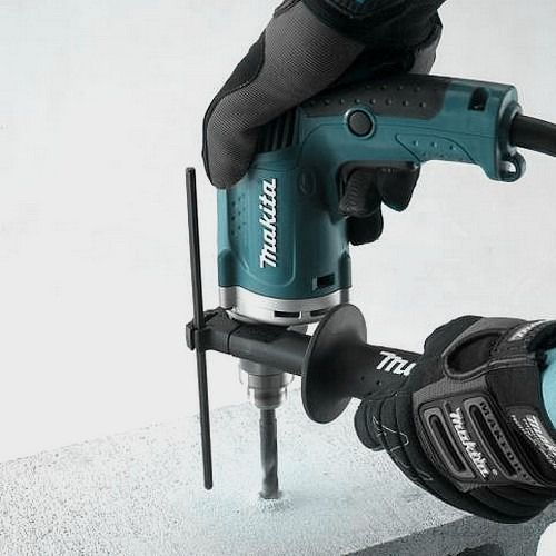 Furadeira de Impacto Makita Mod. HP1230 400 Watts 12mm - 220V