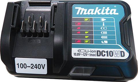 "Furadeira / Parafusadeira impacto 3/8"" bateria 12V HP331DWY-P Bivolt"