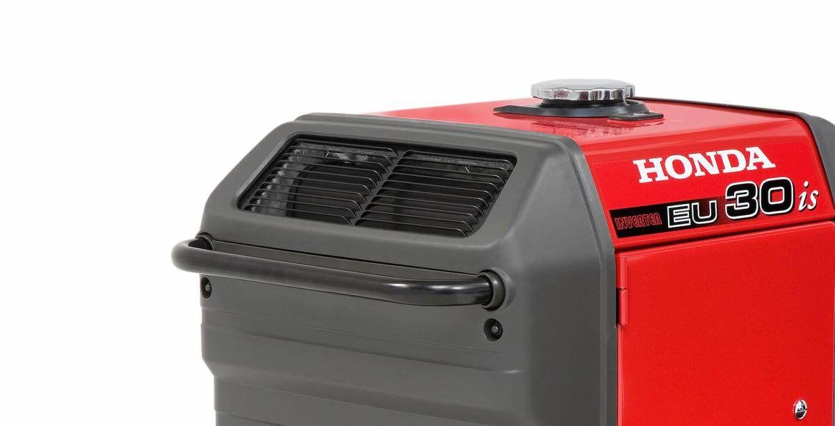 Gerador Inverter Honda EU30IS 220V 3kva Silencioso