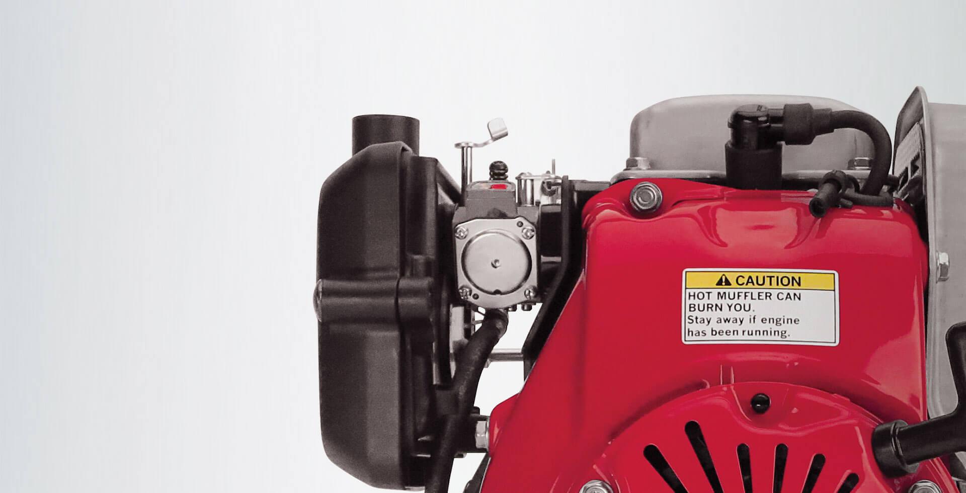 MOTOR 4,0HP  ESTACIONARIO HONDA  P/ COMPACTADOR DE SOLO GXR120 - GXR120RTKRA2
