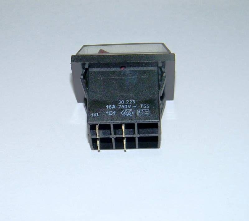 Interruptor Completo Lavadora Jacto J6200 J7000 - 887496